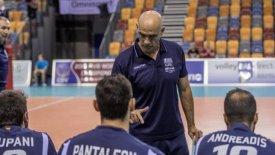 Αρσενιάδης: «Προσπάθησαν τα παιδιά, τώρα το μυαλό στο World League»