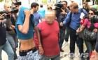 Βίντεο: Κατάρες για τον 52χρονο που βασάνισε τη φοιτήτρια στη Δάφνη