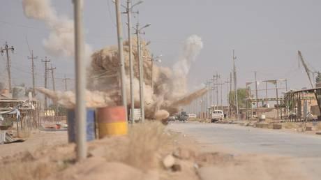Βαγδάτη: Δεύτερη έκρηξη σκοτώνει τουλάχιστον επτά άτομα (vid)