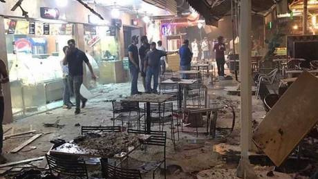 Βαγδάτη: Τουλάχιστον 13 νεκροί και 30 τραυματίες από έκρηξη παγιδευμένου οχήματος (pics&vids)