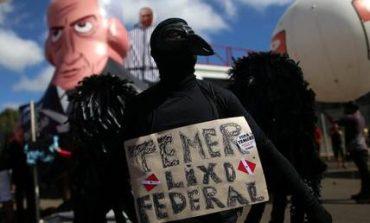 Βραζιλία: Χιλιάδες διαδηλωτές ζητούν την παραίτηση του προέδρου Τέμερ