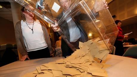 Γαλλία: Περισσότερα από 4,2 εκατομμύρια τα λευκά και άκυρα το 9% των εγγεγραμμένων ψηφοφόρων
