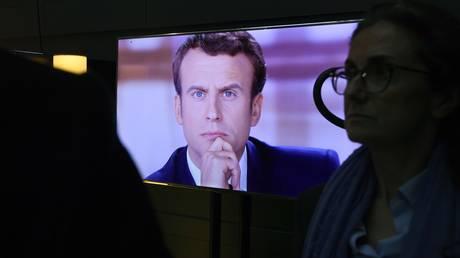 Γαλλικό debate: Ο Μακρόν πιο πειστικός από την Λεπέν (pics)