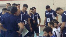 Δεύτερη φιλική νίκη επί της Τυνησίας η Εθνική βόλεϊ
