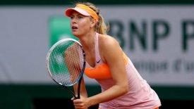 Εκτός Roland Garros η Σαράποβα!