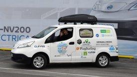 Ευρωπαϊκή περιοδεία για το ηλεκτρικό επαγγελματικό Nissan