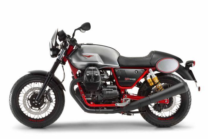 Ημέρες Eagle για την Moto Guzzi