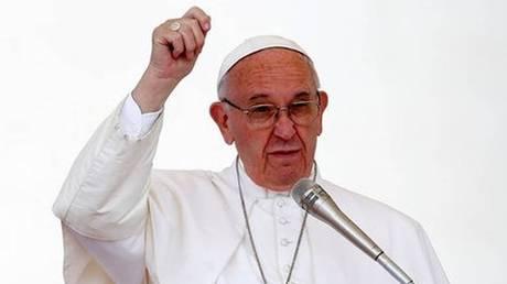 Η Λατινική Αμερική στηρίζει την πρόταση του Πάπα για τη Βενεζουέλα (pics)