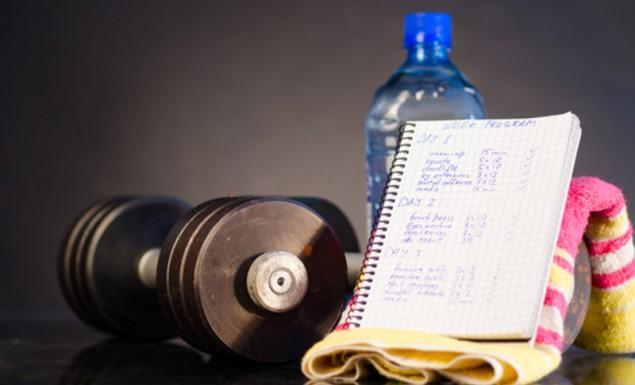 Η γυμναστική και η υγιεινή διατροφή «δουλεύουν» μόνο με πειθαρχία