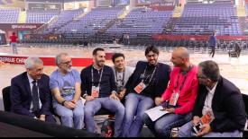 Η μπασκετοκουβέντα για τον μεγάλο τελικό (gTV)