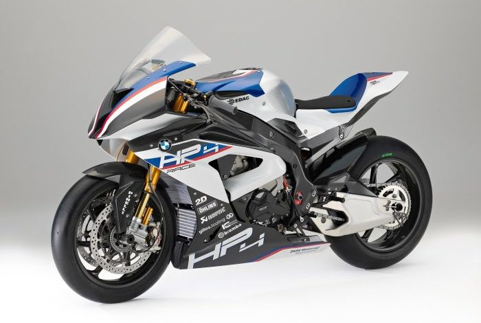 Η νέα BMW HP4 RACE (video)