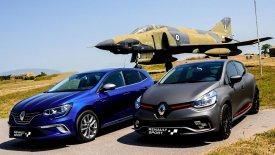Η Renault Sport συναντά την ελληνική πολεμική αεροπορία