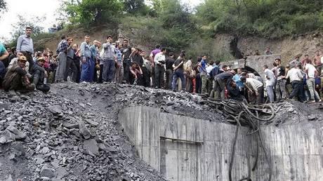 Ιράν: Τουλάχιστον 21 νεκροί από έκρηξη σε ορυχείο