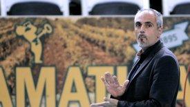 Καλμαζίδης: «Δικαίωση και για μένα. Δεν γινόταν να πάω στην φιέστα»
