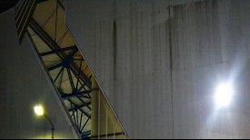 Κατέρρευσε κομμάτι της οροφής κολυμβητηρίου (pics)