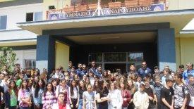 Κοντά στους μαθητές της Αλεξανδρούπολης η Εθνική βόλεϊ (pics)