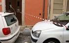 Κρήτη: Κατέρρευσε μπαλκόνι πάνω σε αυτοκίνητα!