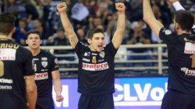 Κωνσταντινίδης: «Η ομάδα έδειξε την προσωπικότητά της»