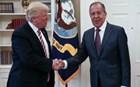 Λέξη για τις αμερικανικές κυρώσεις στη πρώτη συνάντηση Τραμπ – Λαβρόφ
