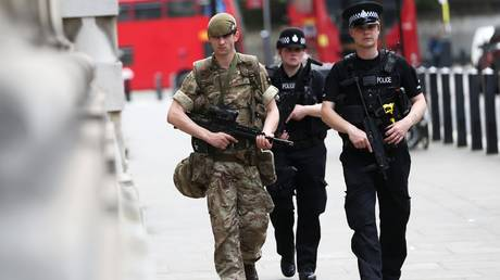 Λήξη συναγερμού στο Λονδίνο