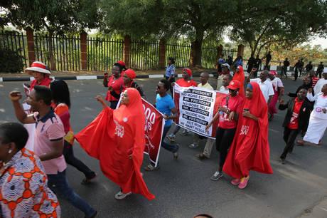 Λύτρωση για 82 κορίτσια που είχαν απαχθεί από τη Μπόκο Χαράμ