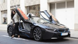 Μάθε οδήγηση με μία BMW i8! (vid)