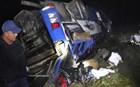 Μεξικό: Τουλάχιστον 12 νεκροί από πτώση λεωφορείου σε χαράδρα