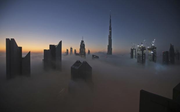 Ντουμπάι, η πρώτη πόλη που έγινε γραμματοσειρά στο Word!
