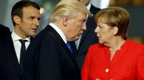 Ντ. Τραμπ: Οι Γερμανοί είναι πολύ κακοί…
