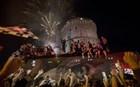 Ολονύχτιοι, έξαλλοι πανηγυρισμοί στη Θεσσαλονίκη για τον ΠΑΟΚ