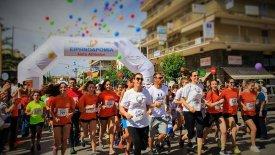 Ολυμπιονίκες και παγκόσμιοι πρωταθλητές στην Ειρηνοδρομία