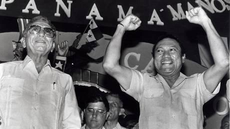Πέθανε ο πρώην δικτάτορας του Παναμά Μανουέλ Νοριέγκα (pics)