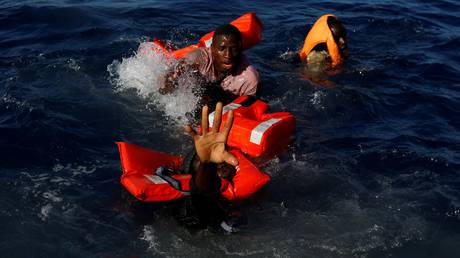 Περισσότεροι από χίλιοι νεκροί πρόσφυγες πνίγηκαν στη Μεσόγειο το 2017