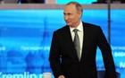 Πούτιν: Ο Λαβρόφ δεν μου είπε τίποτα από τις πληροφορίες του Τραμπ