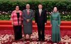 Πρωθυπουργός φόρεσε… φούστα και σανδάλι!