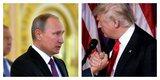 Πρώτη τηλεφωνική επικοινωνία Τραμπ-Πούτιν μετά τον βομβαρδισμό της Συρίας