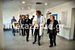 Π. Πολάκης: «Τέλος στην υγειονομική ομηρία της Ζακύνθου»