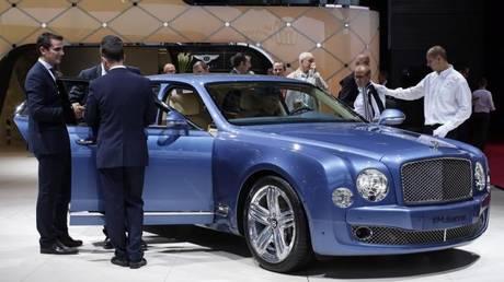 Ρωσία: Αύξηση στις πωλήσεις πολυτελών αυτοκινήτων
