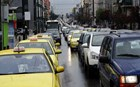 Σοβαρά κυκλοφοριακά προβλήματα λόγω βροχής