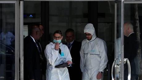 Στην Ελλάδα απενεργοποιήθηκε ο τρομοφάκελος που πήγαινε στο Μιλάνο