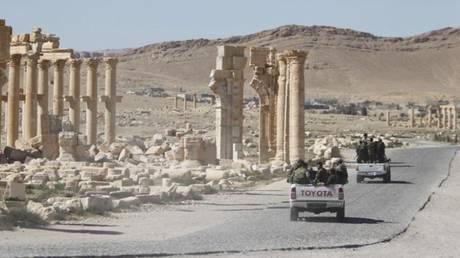 Συρία: Ο δρόμος που συνδέει Παλμύρα-Δαμασκό στον έλεγχο του συριακού στρατού