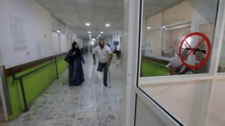 Συρία: To πρώτο νοσοκομείο που λειτουργεί χάρις στην ηλιακή ενέργεια