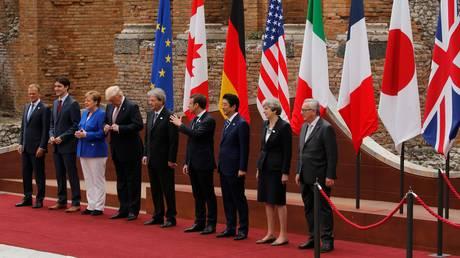 Σύνοδος G7: Κοινή διακήρυξη για την τρομοκρατία και την ασφάλεια