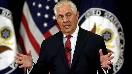 Τίλερσον: Στόχος η αντιμετώπιση της κακής ιρανικής επιρροής