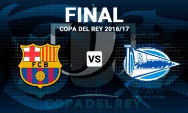 Τελικός Κυπέλλου Ισπανίας: Μπαρτσελόνα - Αλαβές