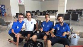 Τεστ στη Σλοβενία ενόψει Παγκοσμίου για τους αθλητές με αναπηρίες