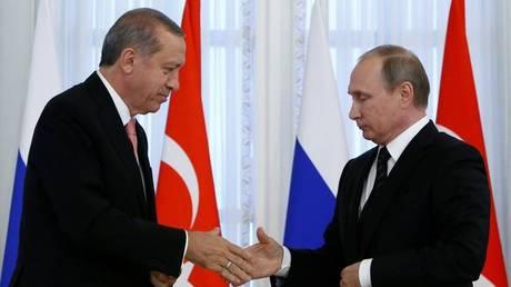 Τι συζήτησαν Πούτιν-Ερντογάν