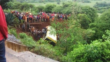 Τουλάχιστον 29 παιδιά σκοτώθηκαν σε τροχαίο δυστύχημα στην Τανζανία