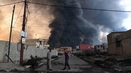 Το CNNi στο τελευταίο προπύργιο του ISIS στο Ιράκ