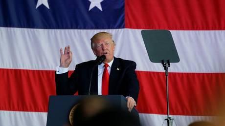 Τραμπ: «Ψευδείς ειδήσεις» οι διαρροές του Λευκού Οίκου